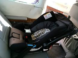 we just looped the lap belt through the belt path and the seat was secure from any jolts experienced during flight