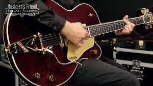 Gretsch Guitars G6122-1959 Chet Atkins Country Gentleman Electric ...