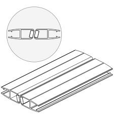 shower door seal magnetic