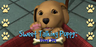 Sweet Talking Puppy: <b>Funny Dog</b> - Virtual Pet - Apps on Google Play