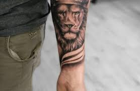 Tetování Lva Na Ruku