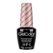 Opi Gel Light Opi Gelcolor Gel Polish 15ml Opi Gel Polish Salon Services