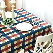 cool tablecloths table cloth small fresh and simple lattice rectangular coffee round table cover e cool