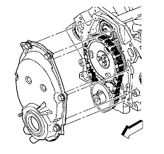how to install timing chain on a 1998 blazer 4x4 a 4 3 install the crankshaft position sensor reluctor ring refer to crankshaft position ckp reluctor ring replacement install the engine front cover