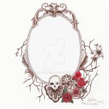frame tattoo designs. Vintage Frame Tattoo Design. By Likekt Designs T