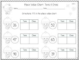 Printable Place Value Chart Pdf Free Place Value Worksheets 4th Grade Homeontheranch Info