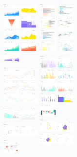 Charts Free Design System For Sketch