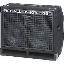 Gallien-Krueger 210RBH 400W 8 ohm Bass Cabinet | Musician's Friend