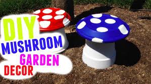 diy mushroom garden decor you for garden mushroom decor 8970