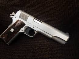 1911 Pistol Comparison Chart Gun Review Colt Series 80 Government 1911 In 38 Super