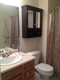 Bathroom Choosing the Design of Bathroom Cabinet Walmart Sliding
