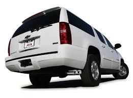 GMC Exhaust System - Sierra - Yukon - Denali - Borla