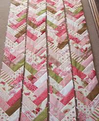 Best 25+ Jellyroll quilt patterns ideas on Pinterest   Jellyroll ... & willow jellyroll   jelly roll which this pattern is designed for and added  in a Adamdwight.com