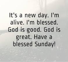 Sunday Inspirational Quotes Unique Inspiring Sunday Blessings Quotes The Random Vibez