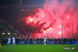 Dubaj __ vor year +1. Widzew Lodz V Slask Wroclaw Match Halted As Trouble Erupts In Stands