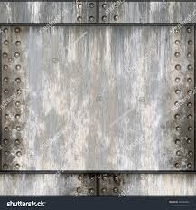 seamless metal wall texture. Rusty Metal Plate. Seamless Texture. Steampunk Background. Wall Texture