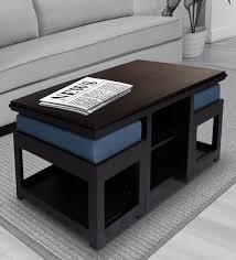 noaki 2 seater coffee table set in