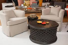 unique shape drum coffee table bass drum coffee table