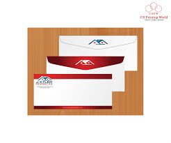 Envelope Design Printing Service In Uttara Us Printing World