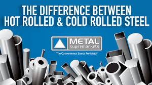 Difference Between Hot And Cold Rolled Steel Metal