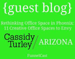 rethinking office space. cassidy turley arizona blog office space rethinking