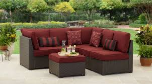 new wicker patio furniture better homes and gardens patio
