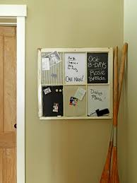 6 Pane Window Ideas Turn A Window Into A Message Board How Tos Diy