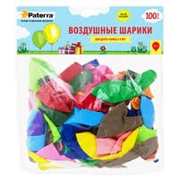 <b>Набор воздушных шаров Paterra</b> 401-542 (100 шт ...