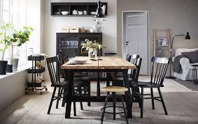 In Diesem Esszimmer Kommt Man Gern Zusammen Ikea