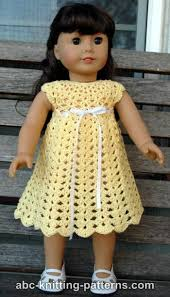 Free Crochet Patterns For 18 Inch Dolls