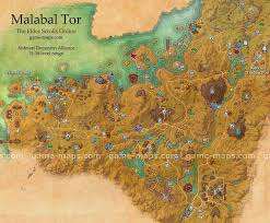 malabal tor map the elder scrolls online game maps com Eso Map malabal tor zone map velyn harbor, baandari trading post the elder scrolls online eso maps, guides & walkthroughs eso map guide