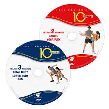 10 minute trainer dvd workout