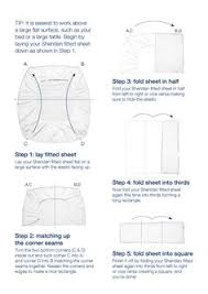 fold fitted sheet i seriously still dont know how to fold fitted sheets they always