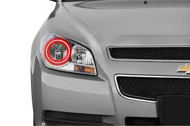 2008 Chevy Malibu Halo Lights 2011 Chevrolet Malibu Hid Led Headlight Kits Upgrades