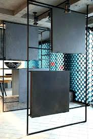 office partition ideas. Room Dividers Office Partitions Metal Privacy Screen Partition Best Decorative . Ideas