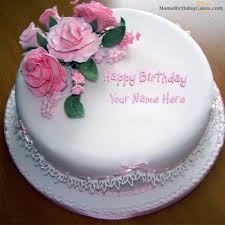 happy birthday cake for sister with