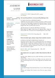 Best Resume Templates 2017 Impressive Best Resume Templates 60 Cteamco