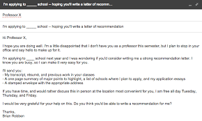asking for a letter of recommendation email how to ask for a letter of recommendation email kays makehauk co