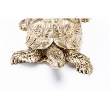 <b>Фигура декоративная</b> Turtle <b>Gold</b> Small - KARE Design