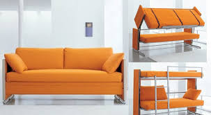 Bunk Bed With Couch And Desk Exellent Couch Bunk Bed Usa 29 Loft With Desk And Sofa Intended Ideas