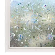Rabbitgoo Statische Fensterfolie Als Glas Sichtschutzfolie