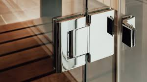 do you need to oil your shower door hinges