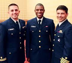 Coast Guard Officer Trainee Wins Engineering Award