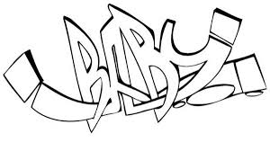 Small Picture Pin Graffiti Letters Coloring Pages Street Pinterest Bebo Pandco