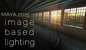 image based lighting tutorial do it the quick and easy way a maya 2016 lighting tutorial you