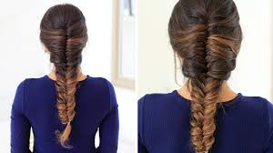 Luxy Hair Style how to french fishtail braid hair tutorial luxy hair youtube 1216 by wearticles.com