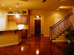 basement flooring paint ideas. Beautiful Flooring Basement Floor Paint Glossy Dark Brown Epoxy Ideas In Flooring O