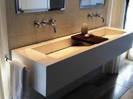 image of best wall mount bathroom sink faucet