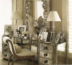 old hollywood glam furniture. Old Hollywood Glamour Furniture | Personal Dressing Area Designed By Mimi Williams. Glam L