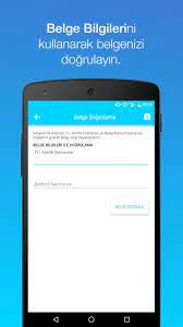 Android için e-Devlet Barkodlu Belge Doğrulama - APK'yı İndir